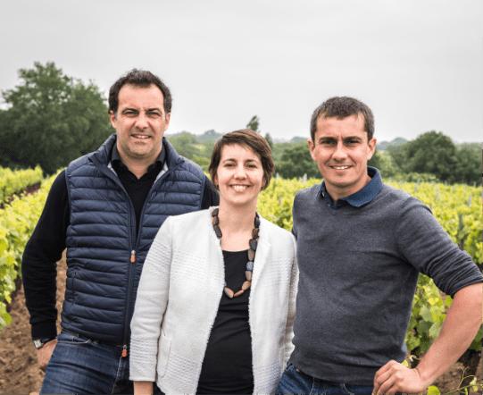 Famille Lieubeau - Winemaker - Cru Chateau Thebaud