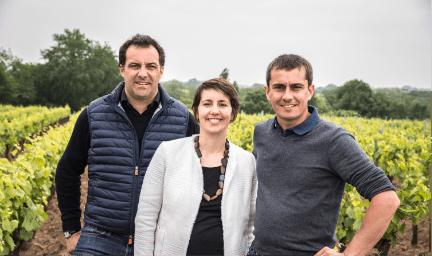 Famille Lieubeau - Vignerons - Cru Chateau Thebaud