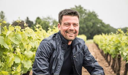 Domaine Jeremie Huchet - Winemakers - Cru Chateau Thebaud
